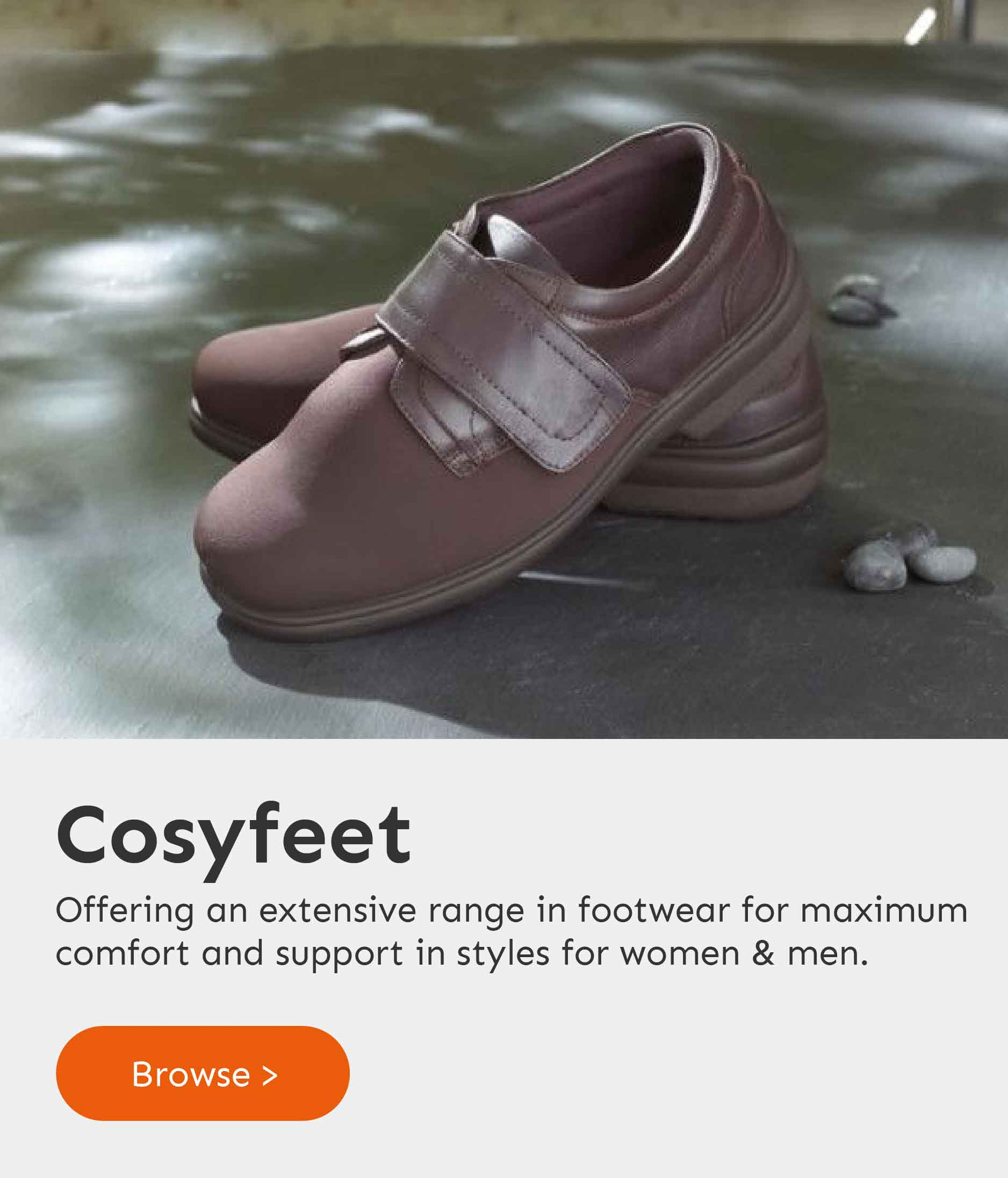 Cosyfeet shoes & slippers